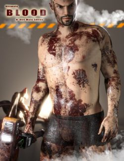 Ultimate Blood 'n Dirt for Genesis 3 Male(s)