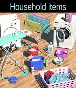 Everyday items, Household items