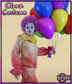 Prae-Clown Costume for G3M