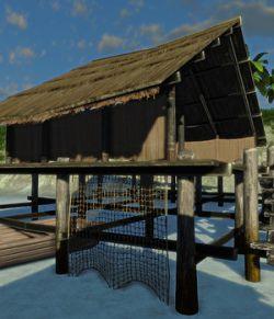 Tiki Island- Extended License