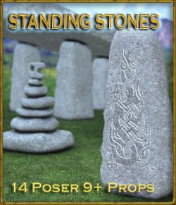 Adompha's Standing Stones