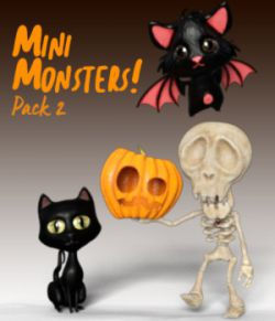 MiniMonsters - Pack 2