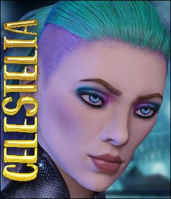 Celestelia For Genesis 8 Female