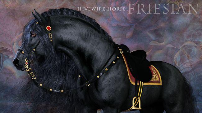 HiveWire Friesian