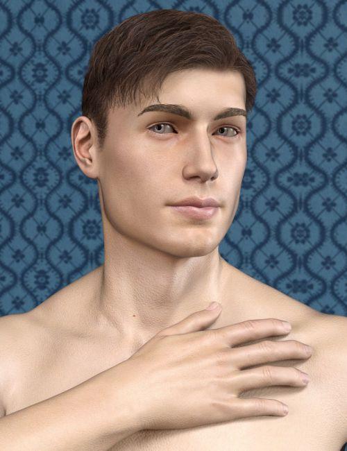 SF Beautiful Skin Iray Genesis 8 Male