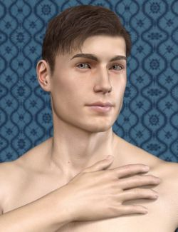 SF Beautiful Skin Iray Genesis 8 Male
