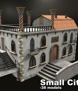 Small City 2 - Extended License