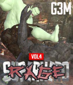 SuperHero Rage for G3M Volume 4