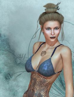 Warrior Maiden Tazi
