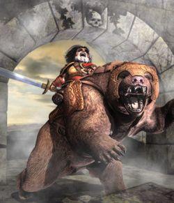 Dwarvez: Beorn Areid