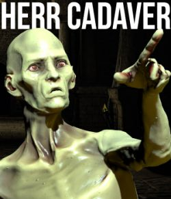 Instant Zombies: Herr Cadaver