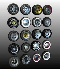 WHEELS BUNDLE