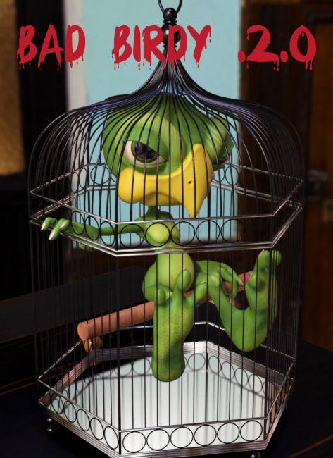 Bad Birdy 2.0