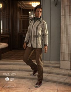 Cool Casual for Genesis 3 Male(s)