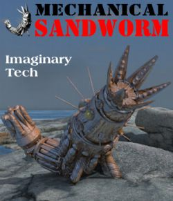 Mechanical Sandworm