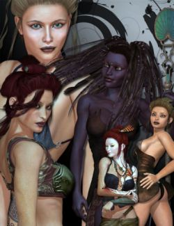 Warrior Maidens Bundle