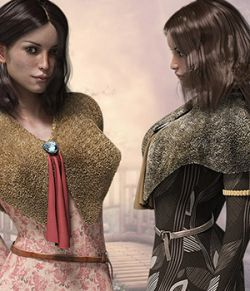 Shawl Style Textures