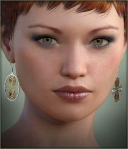 Celtic Earrings G3F & G8F