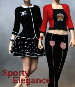 Sporty Elegance for G3F and G8F