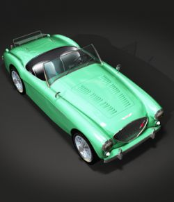 AUSTIN HEALEY 100- for VUE