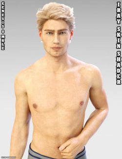 EcVh0 Iray Skin Shader for Genesis 8 Male(s)