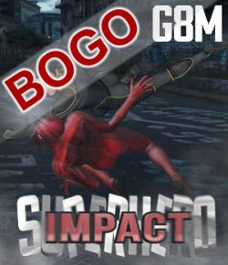 SuperHero Impact for G8M Volume 1