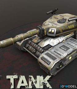 SF Tank- Extended License