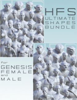 HFS Ultimate Shapes Bundle