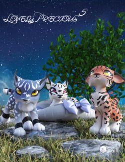 Lovely Precious Vol 05- Lynx