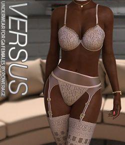 VERSUS- Underwear for G8 females