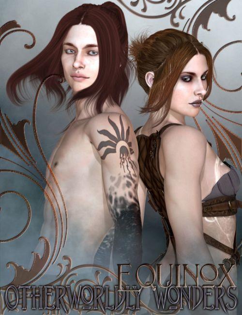 Otherworldly Wonders - Equinox