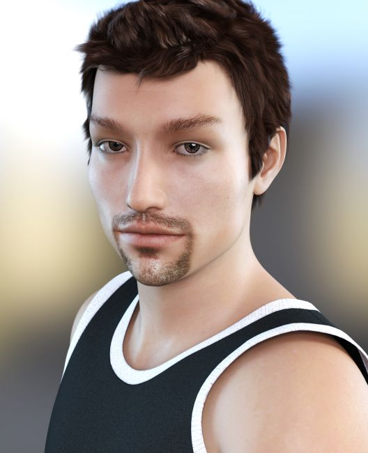 Sublime Sculpt - Genesis 8 Male | 3D Models for Poser and