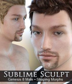 Sublime Sculpt - Genesis 8 Male