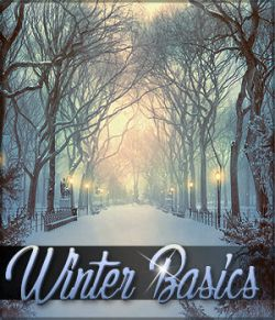 Winter Basics Background Mini Pack