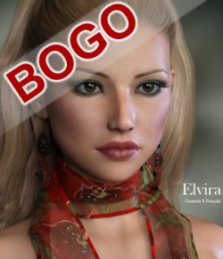P3D Elvira