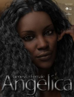 Angelica for Genesis 8 Female