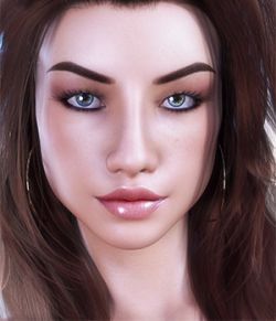 3DS Norah for Genesis 8 Female