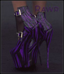 Rawr For Hex Shoes G3F