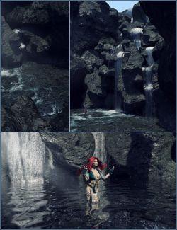 Hidden Waterfall Pool