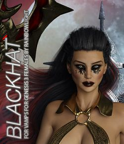 BLACKHAT- Vamps for Genesis 3 Femalea