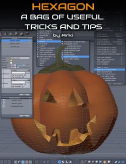 Hexagon Treats: 12 High Value Modeling Tips and Tricks