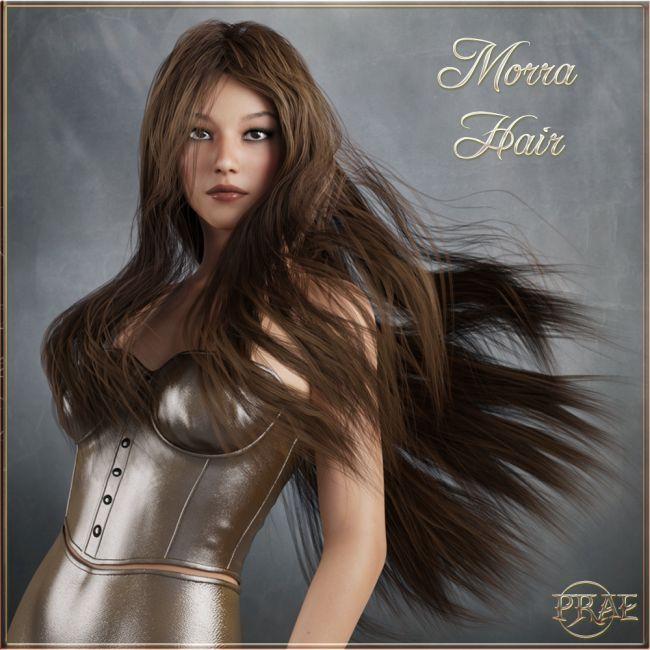 Prae-Morra Hair for G3/G8