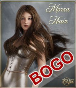 Prae-Morra Hair for G3/G8