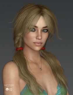 Belle Tails for Genesis 3 and 8 Female(s)