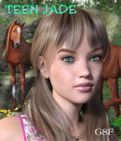 Teen JADE for G8F