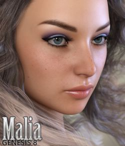 Malia for Genesis 8 Female