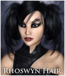 Rhoswyn Hair for Gen 8