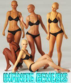 Infinite Genesis for Genesis 8