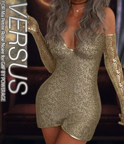 VERSUS - Ma Petite Robe Noire for G8F
