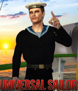 Universal Sailor for M4 - Base Pack